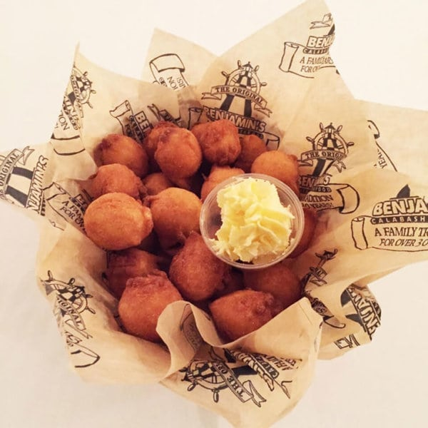 hush puppy basket