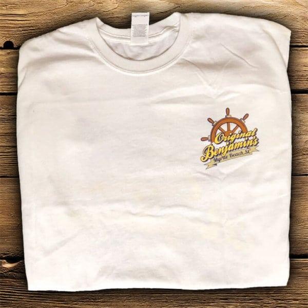 original shirt front