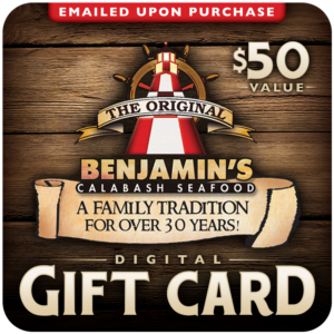 50 Gift Cards Myrtle Beach Souvenirs