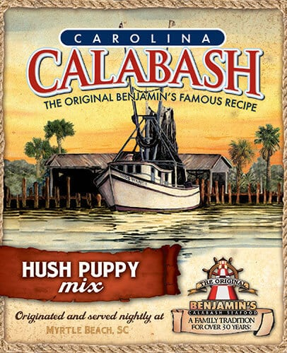Carolina calabash decal Myrtle Beach Souvenirs